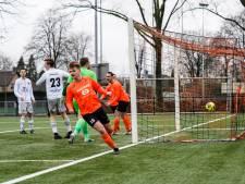 Overzicht | Baronie maakt er zes tegen EHC/Heuts, Schijf en Victoria'03 komen niet tot scoren