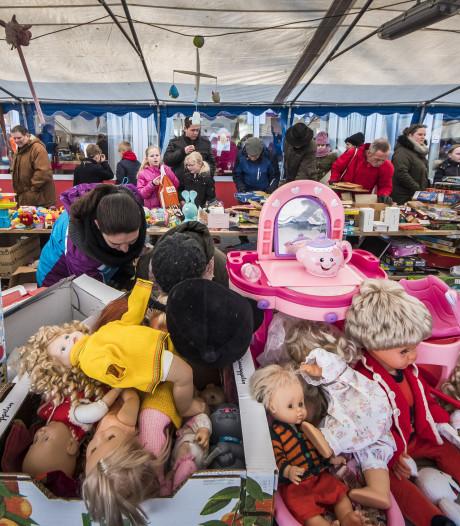 Organisatoren markten Giessenlanden: 'Rommelmarkt blijft met rommel achter'