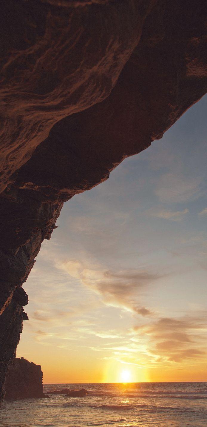 Een van de mooiste zonsondergangen in Odeceixe.