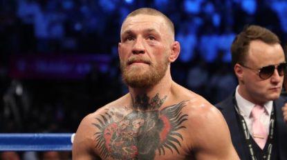 UFC is Conor McGregor beu: Ierse kooivechter verliest zijn titel