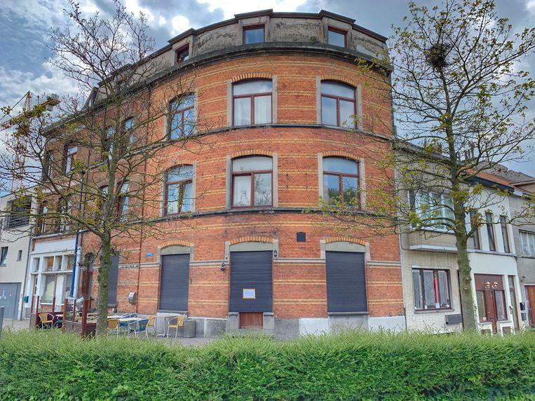 Café 't Hazegras is gevestigd langs de Slachthuiskaai.