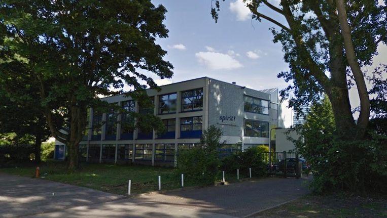 Het hoofdkantoor van Spirit in de Fred. Roeskestraat. Beeld Google Streetview