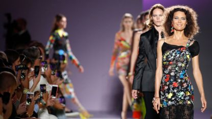 Topmodel uit de jaren 90 maakt comeback voor Versace