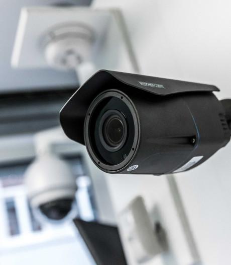 Camera's in uitgaanshart van Damdorp