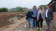 Drie grote werven in sportpark