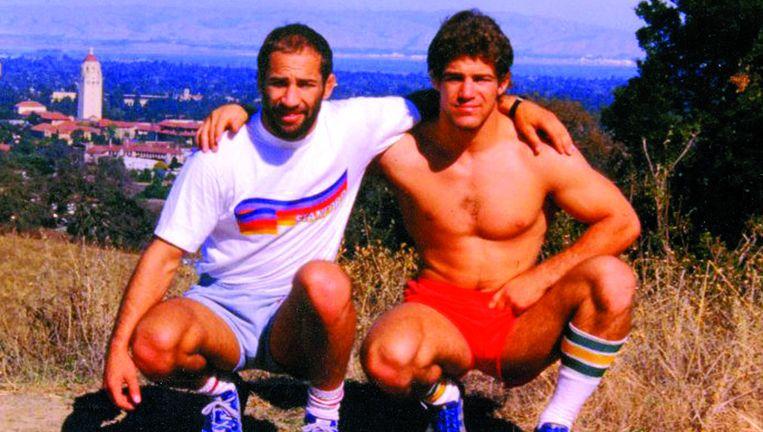 Марк шульц и джон дюпон совместное фото