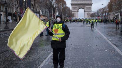 """Fransen staan sceptisch tegenover """"nationaal debat"""" dat door president Macron werd beloofd"""
