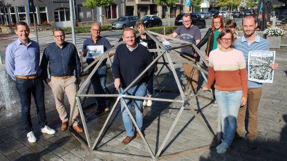 49 kunstenaars bezetten gemeentehuis Waarschoot