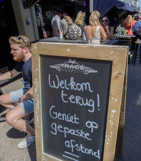 Heropening horeca Zuidoost-Brabant verloopt zonder incidenten