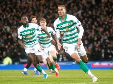 Celtic wint tiende Schotse prijs op rij met zege op Rangers