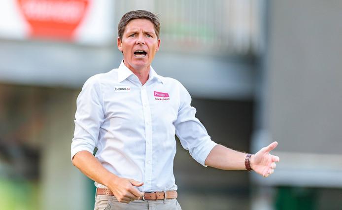 Oliver Glasner wordt door Wolfsburg overgenomen van Linzer ASK.