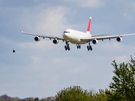 Landing Airbus op Twente Airport weer uitgesteld