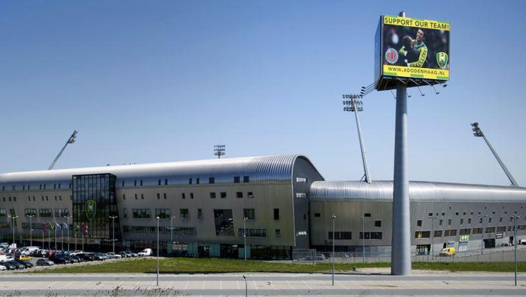 Het ADO-stadion. Foto ANP Beeld