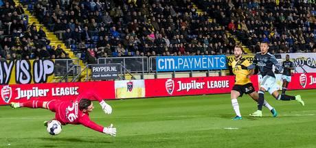 FC Twente legt Belgische doelman Jorn Brondeel vast
