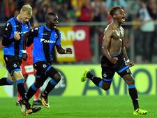 Limbombe helpt Club Brugge aan zege