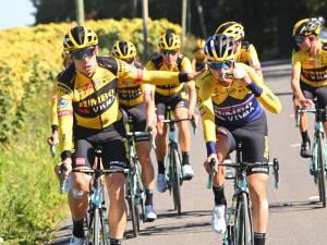 """Un ex-maillot jaune juge suspectes les performances de van Aert et Roglic: """"Il faut ouvrir les yeux"""""""