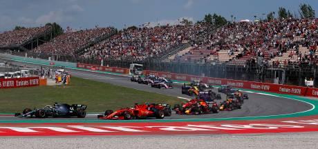 Le calendrier 2020 de la F1 se dessine, avec un GP d'Espagne mais sans le GP d'Allemagne