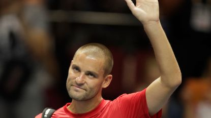 Youzhny stopt met tennissen - Wozniacki blijft onregelmatig - Franse nummer één geeft forfait in eigen land