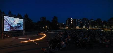 Topdrukte verwacht bij Buitenfilm in tuin Villa Ruimzicht