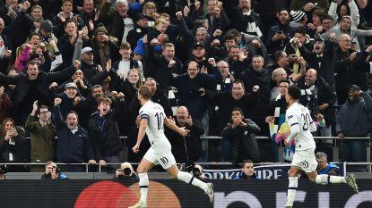 Tottenham pakt verdiende zege tegen Olympiakos, Bayern groepswinnaar na vier goals Lewandowski