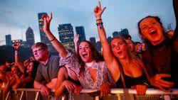 Chaos op Amerikaanse festival Lollapalooza