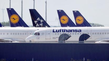 Lufthansa-bonden roepen Commissie op Duitse miljardensteun onvoorwaardelijk goed te keuren