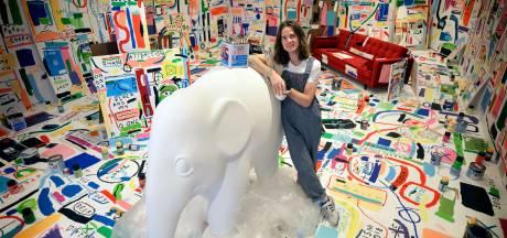 Wa'k zegg'n wol: olifantenparade in Ootmarsum en 'dramkloas' in Losser