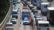 Drie auto's botsen ter hoogte van wegenwerken: moeizame ochtendspits