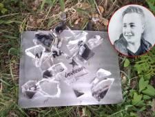 Nog geen tips over vernieling bermmonumentje Randy in Ermelo, tipgeld verhoogd naar 1350 euro
