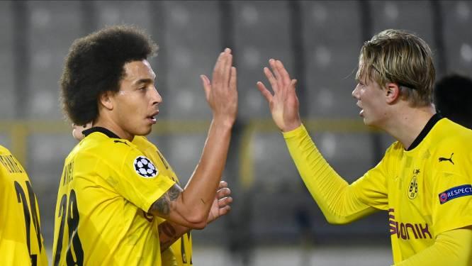 """Axel Witsel klaar voor duel tegen ex-club Zenit: """"Ons verzekeren van groepswinst"""""""