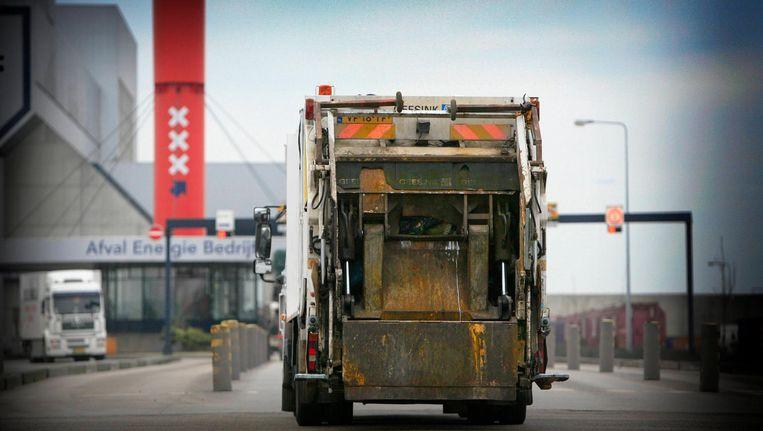 Afval Energie Bedrijf Amsterdam Beeld Floris Lok