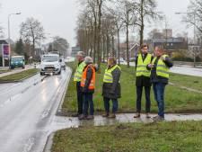 Actievoerders in Nieuwleusen blij met aandacht in Provinciale Staten voor 'onveilige N377'