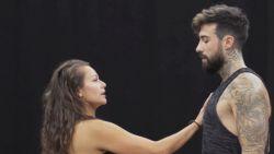 VIDEO. 'Dancing With The Stars': Fabrizio heeft last van plankenkoorts