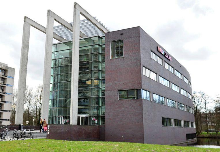 Het Amstelveense filiaal van Inholland Beeld