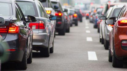 Vakantie-uittocht laat zich voelen: tot 130 kilometer file op snelwegen