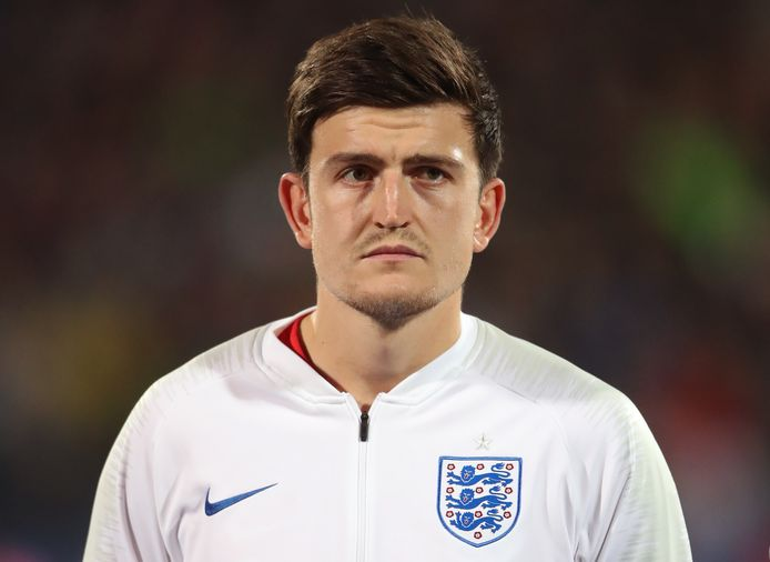Harry Maguire.