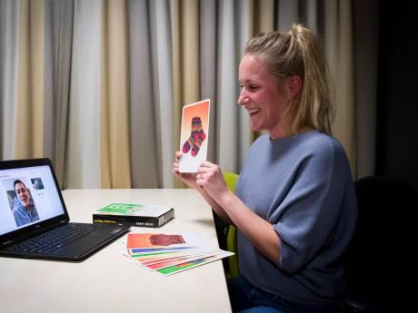 'Skypen' met je logopedist: 'Ik hoef er het huis niet eens voor uit, ideaal'