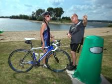 Schoolslag en prestaties gaan samen bij triatlon in Giesbeek