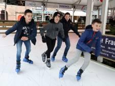 Sluis is epicentrum van schaatspret komende weken
