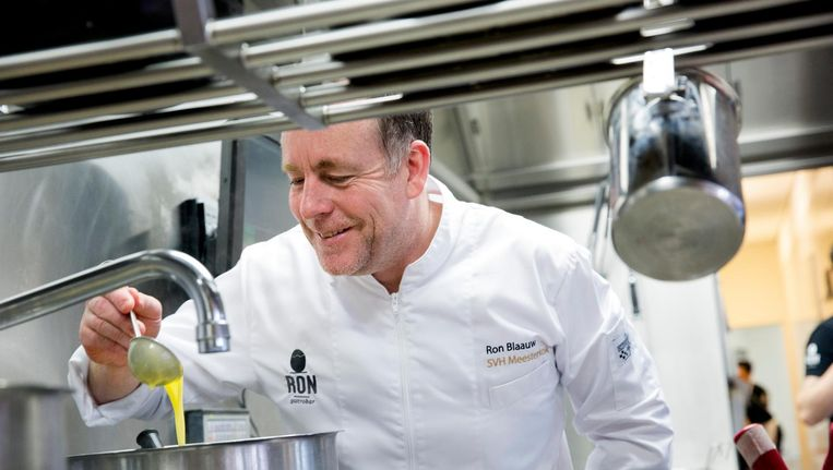 Ron Blaauw zoekt opnieuw naar personeel voor nieuwe Gastrobar Beeld ANP
