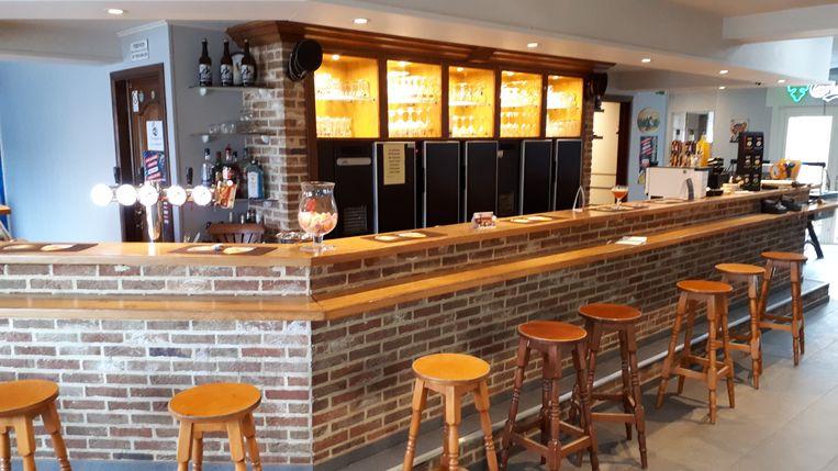 Zaterdag is de officiële opening van café 't Champetterke.