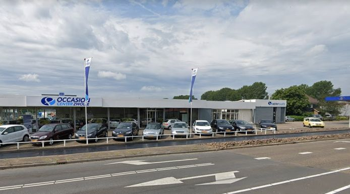 Occasion Center Zwolle.