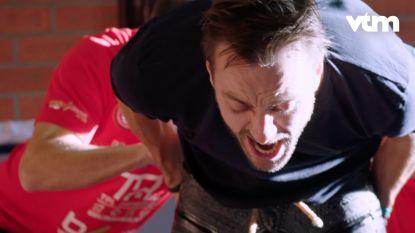 """""""Een piemel is uiteindelijk ook maar een piemel"""": Guga Baúl worstelt met zijn outfit voor 'Beat VTM'"""