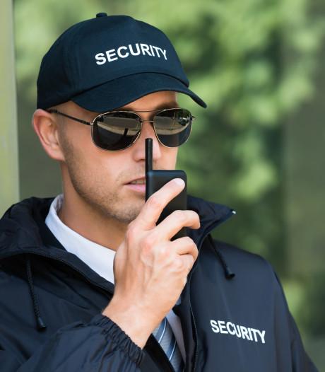 Kortere werkweek en minder werkdruk voor beveiligers