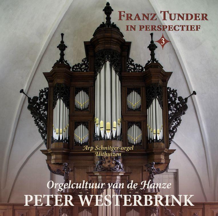 Peter Westerbrink, Franz Tunder in perspectief 3 Beeld Peter Westerbrink