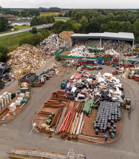 Gemeente Meppel dreigt afvalverwerker  met dwangsommen voor milieustraat
