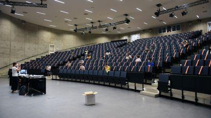 Pinkstermaandag of niet: examens KU Leuven zijn gestart