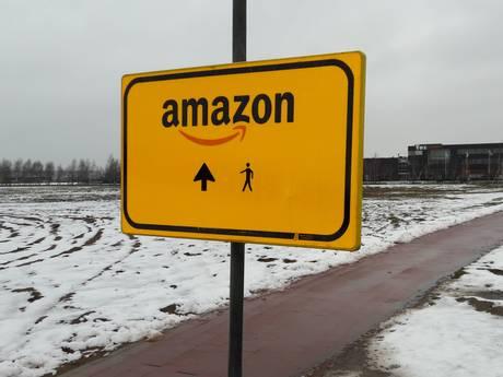 Webwinkelreus Amazon strijkt neer bij Vos in Oss, Amerikanen geheimzinnig over werkzaamheden