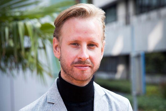 Daan Boomwerd uitgeroepen tot Best Geklede Man van 2018.