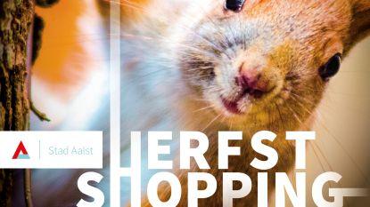 Laat je verwennen door de Aalsterse handelaars tijdens de Herfstshopping op 5, 6 en 7 oktober